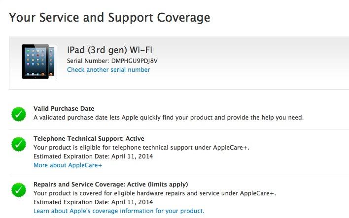 iPad3 Coverage
